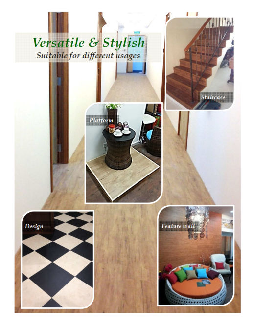 Vinyl Tiles Laflor Living Singapore Vinyl Flooring Supplier - Vinyl floorings